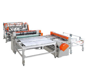 GT10A6 Automatic duplex round knife cutting machine pictures & photos