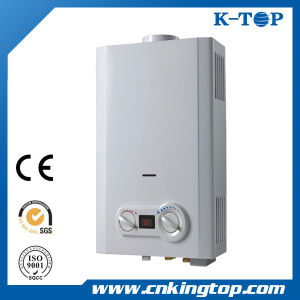 White Panel (6-24L) Instant Gas Water Heater with Ce pictures & photos