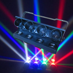 4head LED Moving Head Beam Rolling Light/Cylinder Light pictures & photos