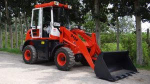 915 Mini Loader with CE pictures & photos