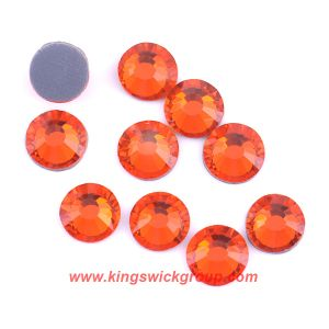 Cheap Factory Price Clear Hyacinth Ss12 DMC Hotfix Stone DIY Rhinestones Hotfix Beads pictures & photos