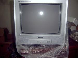 """14"""" Color TV"""