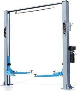 4.0Ton Clear Floor Two Post Automotive Lift (QJY-C4000MS)