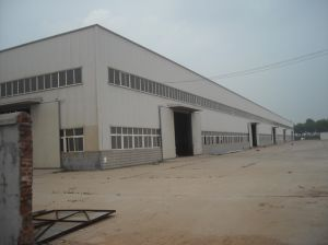 Light Prefabricated Steel Structure Bldg with Competitive Price
