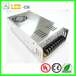 Aluminum 400W DC12V LED DC Power Supplies