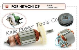 Armatures, Stators, Gears for Power Tools Hitachi C9 pictures & photos