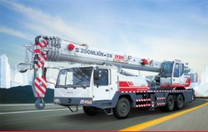 Zoomlion Brand (QY30V532) 30 Ton Truck Mounted Crane pictures & photos