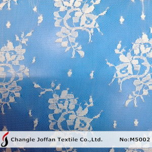 Nice Dress Lace Floral Lace Fabric Wholesale (M5002) pictures & photos