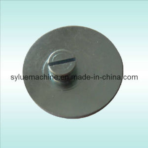 Precision Galvanization Steel Milling Part pictures & photos