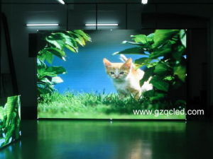 P6 Indoor Full Color LED Display pictures & photos