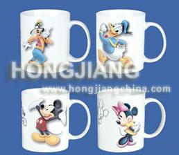 11oz Porcelain Mug (HJ013101)