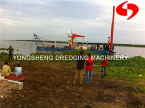 12 Inch Cutter Suction Sand Dredge for Sale pictures & photos