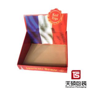 Durable Coardboard Display Box (TS 004)