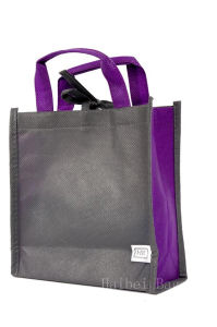 Jewellery Tote Bag with PP Base (hbnb-457) pictures & photos