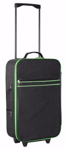 New Developed Luggage, Made of 600d/PVC with Front Zipper Pocket pictures & photos