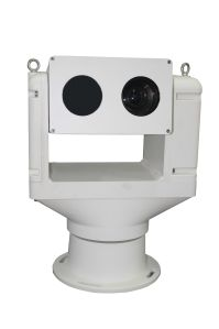 Quatro HD 1080P@30fps Video Heavy Duty PTZ Camera with Thermal and Laser pictures & photos