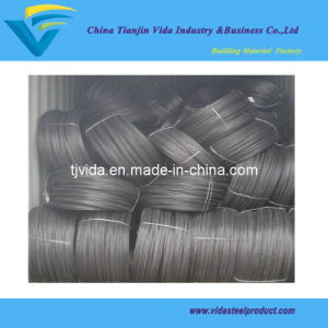 Factory Black Wire for Nails Making Bwg4-Bwg36 pictures & photos