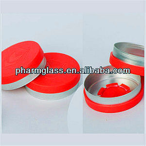 20mm Colored Flip off Cap for Glass Vial pictures & photos