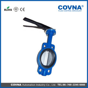 Ductile Iron Water Butterfly Valves pictures & photos