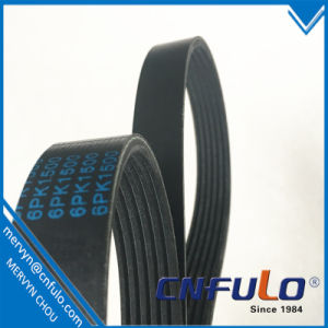 Pk Belt, Poly V-Belt, Ribbed V-Belt pictures & photos