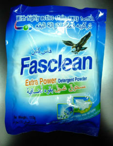 110g Washing Powder--Highly Active Stain-Away Formula pictures & photos