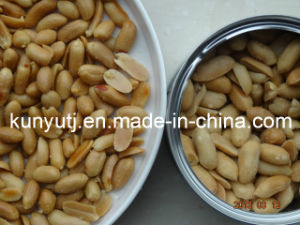 Fried and Salted Peanuts in Tins pictures & photos