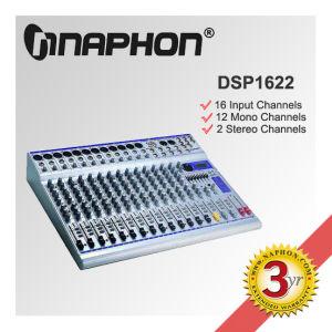 Professional Audio Mixer Console (DSP1622)