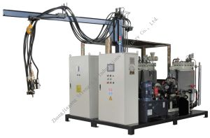 High Pressure Foam Machine With Cyclopentane (HPM180P, HPM100P, HPM40P) pictures & photos