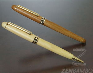 Bamboo Pen for Gift or Promotional pictures & photos