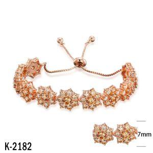 Wholesale Silver Fashion Jewelry CZ Diamond Tennis Bracelet for Women pictures & photos