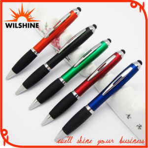 Classic Plastic Touch Stylus Ball Pen for Printing Logo (IP008P) pictures & photos