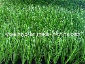 High Quality Soccer Turf with Spine Yarn (MT-J2-55A) pictures & photos