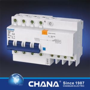 Electronic Type RCBO (RCCB With Overcurrent Protection) pictures & photos