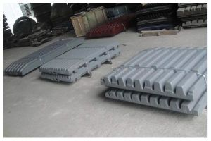 Crusher Castings Crusher Spare Parts Crusher Wear Castings for Crusher Parts pictures & photos