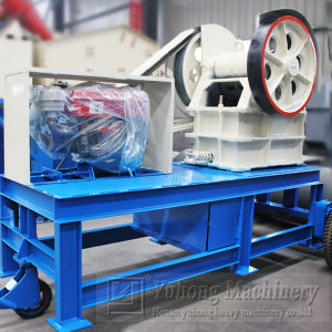 Yuhong Small Diesel Driven Crusher pictures & photos