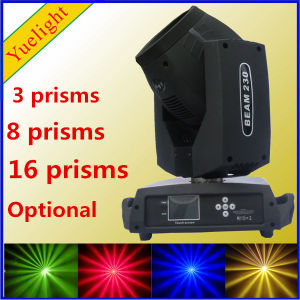 Guangzhou 230W Beam Moving Head Light 7r Beam Light Night Club Stage Light pictures & photos