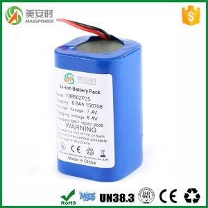 18650 Battery Pack 6800mAh 7.4V