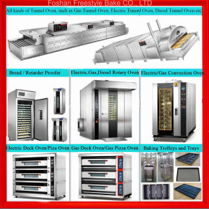 Commercial Rotary Convection Deck Bread Oven or Baking Oven