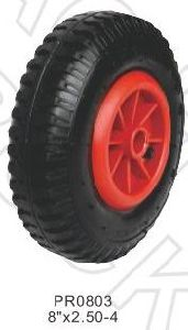 Full Range of Rubber Wheel, Solid Wheel, Foam Wheel Factory pictures & photos