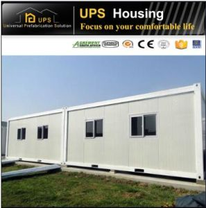 ISO Certificated Container Houses in China with Two Bedroom Apartment pictures & photos