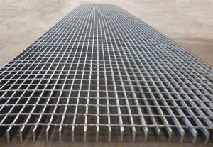 Stainless Steel, Low Carbon Steel-Steel Grating pictures & photos