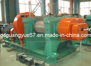 Rubber Cracker Mill/Rubber Cracker/Rubber Crusher Mill (XKP-400) pictures & photos