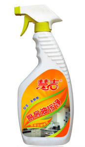 Hot Sale Heavy Duty Kitchen Cleaner with Spray pictures & photos