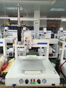 Production Line Liquid Glue Dispensing Robot Machine with Standard Configuration (JT-D3410) pictures & photos
