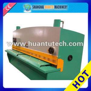 Guillotine Steel Shearing Machine, Iron Guillotine Shear, Iron Plate Cut Machine (QC11Y, QC12Y) pictures & photos