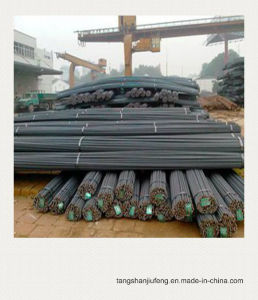 Hrb 400 Reinforced Concrete Iron Rods Steel Bars for Construction pictures & photos