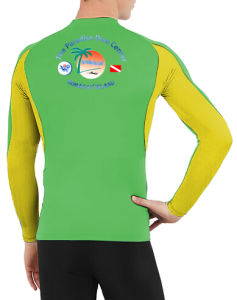 Lycra UV Sun Protection Rash Guards Long Sleeve T-Shirts pictures & photos