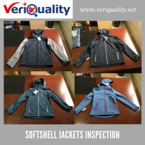 Softshell Jackets Quality Control Inspection Service at Lean, Jiangxi pictures & photos