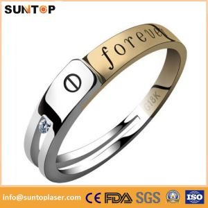 High Precision Jewelry Laser Engraving Machine/Engraver Jewellery Laser Machine pictures & photos