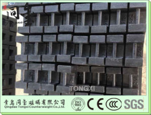 Cast Iron OIML Standard Industrial Test Weights Supplier pictures & photos